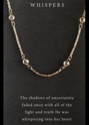 Dear Heart Designs DearHeart Designs Whispers Necklace