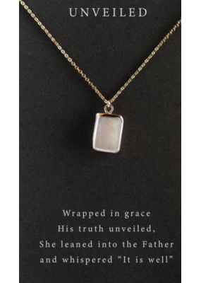 Dear Heart Designs DearHeart Designs Unveiled Necklace