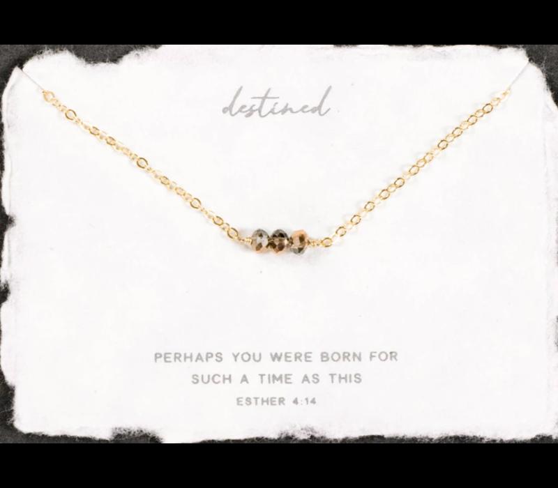 DearHeart Designs Destined Necklace
