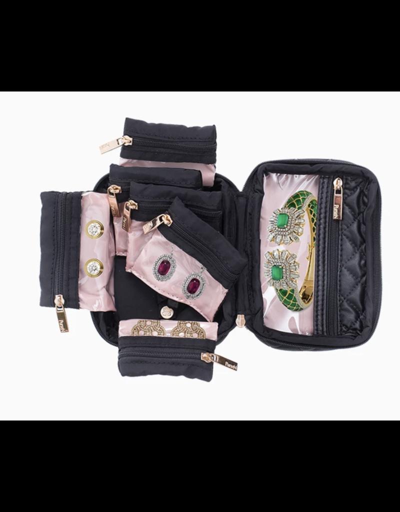 purse n PurseN Tiara Mini Jewelry Case Quilted