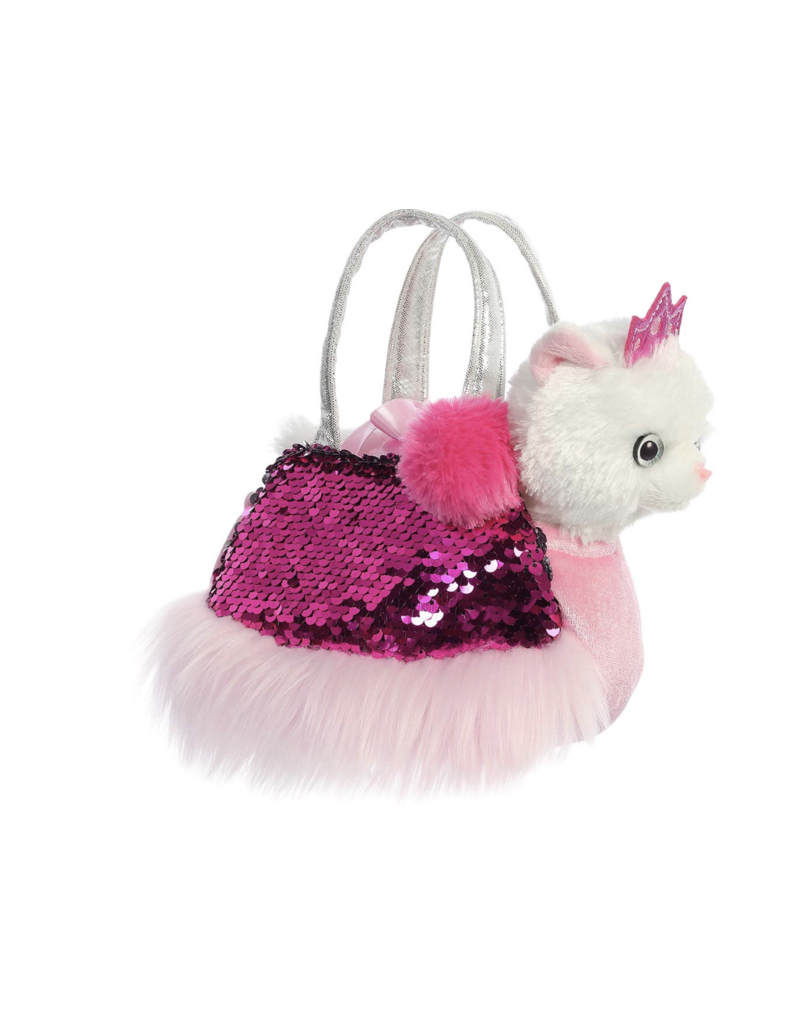 Aurora Aurora Shimmers Princess Kitty Carrier