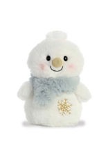 Aurora Aurora Twinkle Cheeks Snowman (pink or blue)