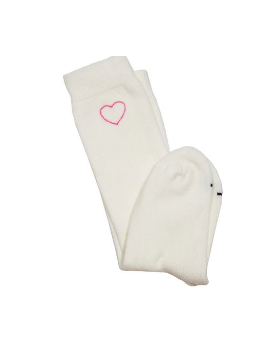 Lullaby Set Lullaby Set Socks with Pink Heart