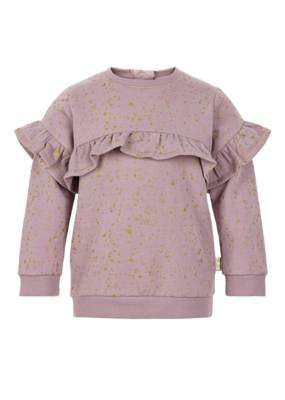 Creamie Creamie Pullover Sweater Gold Knit