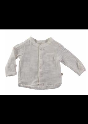 Petit Indi Petit Indi Mao Shirt (Size 4)