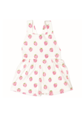 Sal & Pimenta Sal & Pimenta Pink Patch Overall