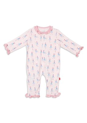 Magnetic Baby Magnetic Baby Prima Ballerina Modal Magnetic Coverall