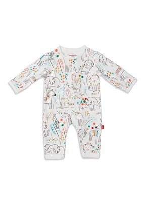 Magnetic Baby Magnetic Baby Pop Jungle Magnetic Coverall