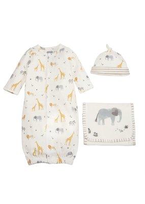 Mudpie Safari Take Me Home Gift Set