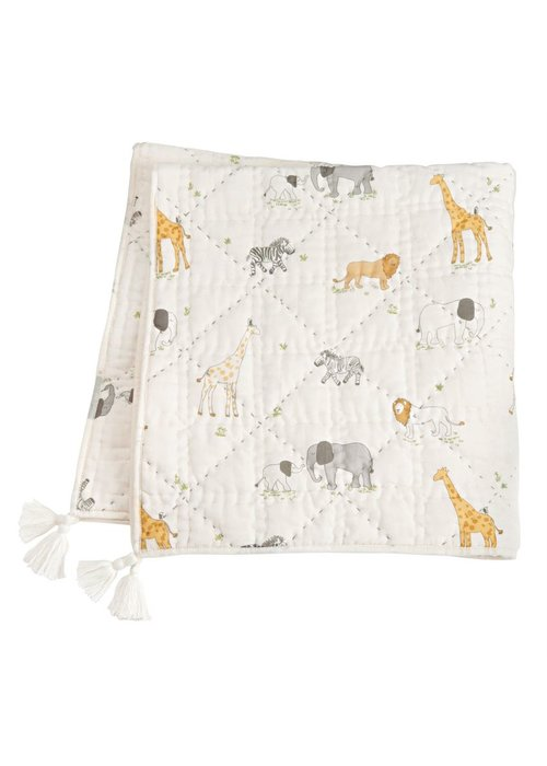 Mudpie Safari Quilt