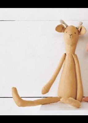 Mudpie Deer Woodland Doll