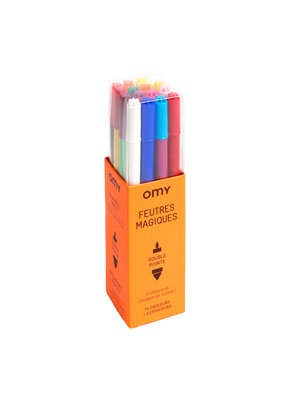 OMY OMY Magic Felt Markers