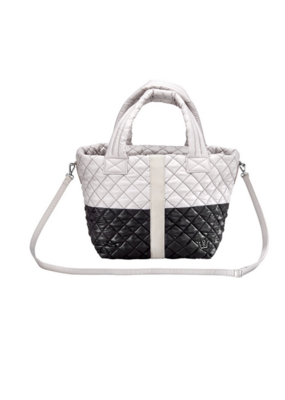 Oliver Thomas Oliver Thomas Wingwoman Tote Small Smoke Black
