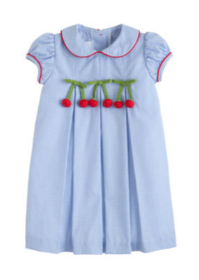 Little English Little English Frances Cherry Dress