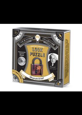Professor Puzzle Einstein's Lock Puzzle