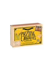 Professor Puzzle Puzzling Obscurities
