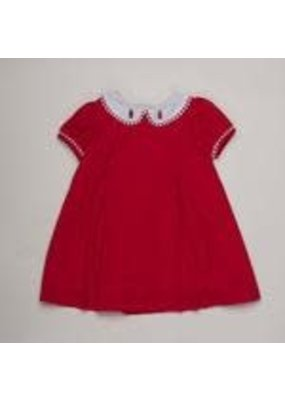 Oaks Apparel Company Oaks Apparel Sharon Red Toy Soldier Dress
