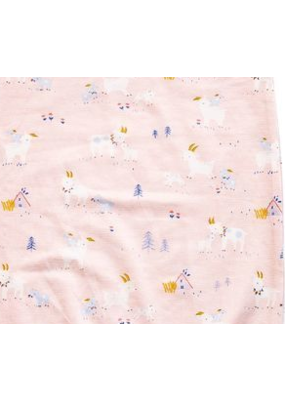 Angel Dear Angel Dear Goats Swaddle Blanket
