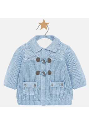 Mayoral Mayoral Boy Knit Jacket (Cardigan) Blue