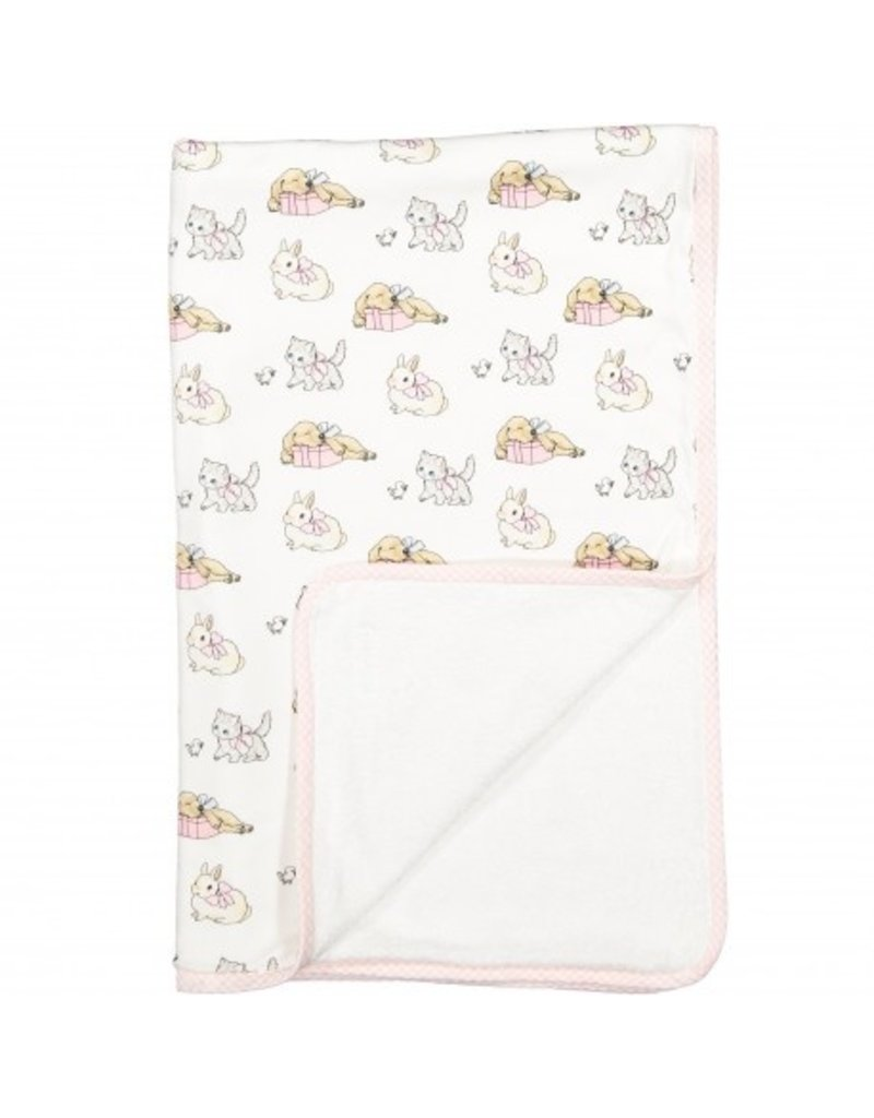 Sal & Pimenta Sal and Pimenta Sing Me a Lullaby Home Towel