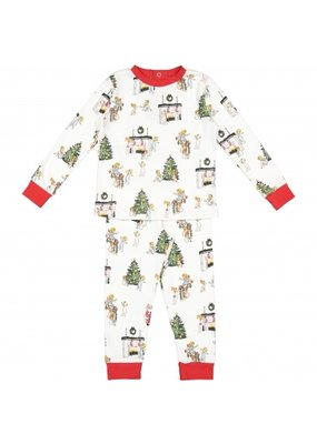 Sal & Pimenta Sal and Pimenta Silent Night 2 piece set