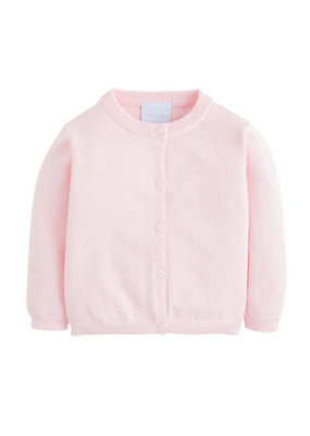 Little English Little English Essential Cardigan Light Pink