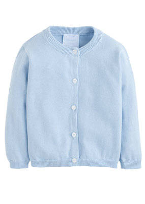 Little English LE Essential Cardigan Light Blue