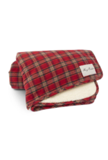 Harry Barker Harry Barker Plaid Sherpa Blanket
