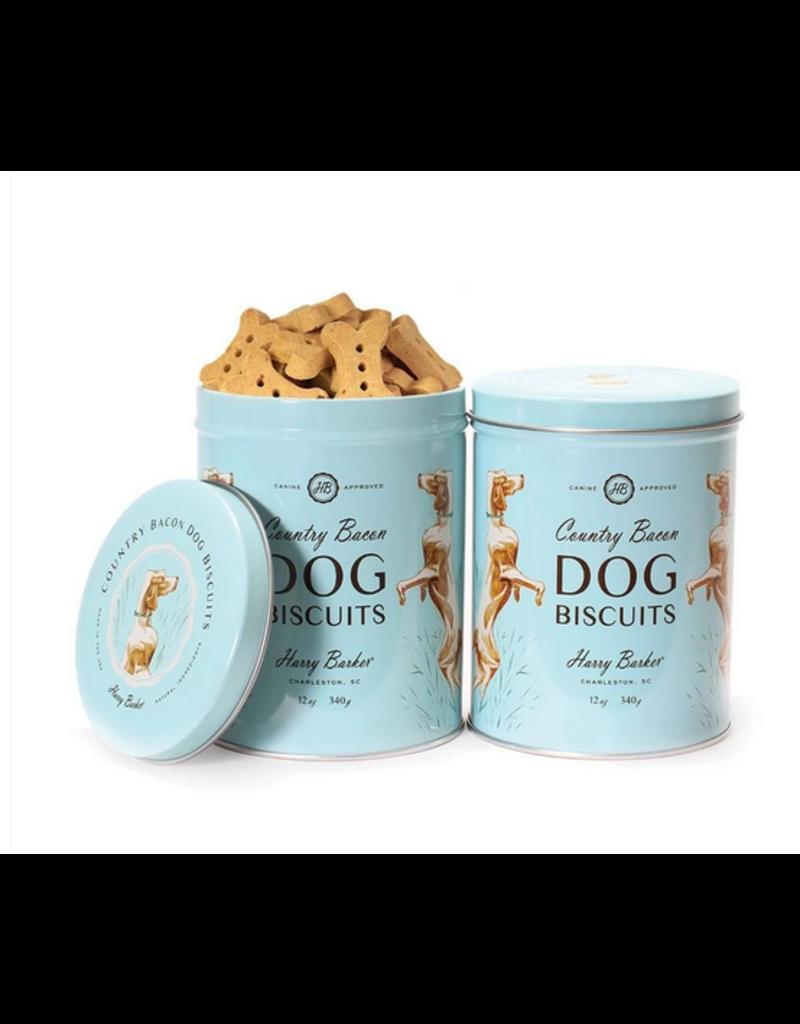 Harry Barker Harry Barker Bird Dog Tin Bacon Dog Biscuits