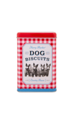 Harry Barker Harry Barker Gingham Tin Biscuits Country Bacon
