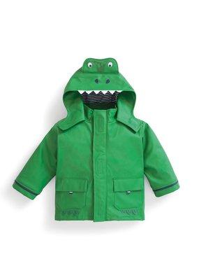 Jojo Mama JoJo Maman Bebe Dinosaur Rain Jacket