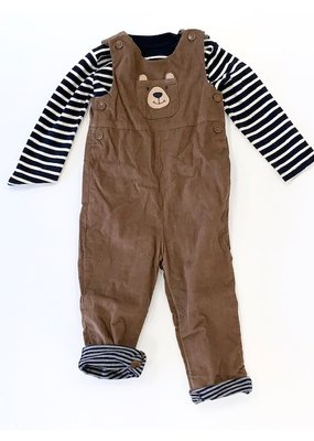 Jojo Mama JoJo Maman Bebe Bear Longall and Shirt Set