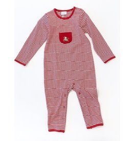 Squiggles Squiggles Mini Flying Santa Coveralls