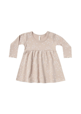 Quincy Mae Quincy Mae Baby Dress in Rose