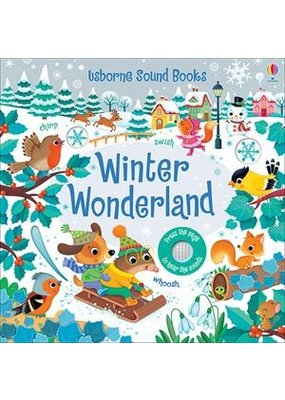 Usborne Usborne Winter Wonderland Sound Book