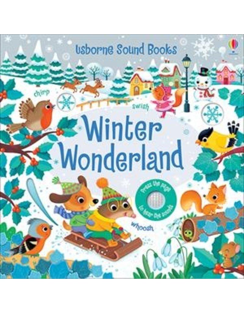 Usborne Usborne Winter Wonderland Sound Book