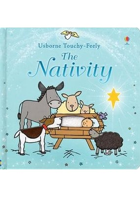 Usborne Usborne Nativity Touchy Feely