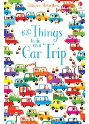 Usborne Usborne Over 100 Things To Do In a Car