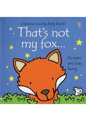 Usborne Usborne That's Not My Fox