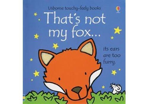 Usborne Usborne That's Not My Fox