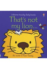 Usborne Usborne That's Not My Lion