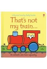 Usborne Usborne That's Not My Train