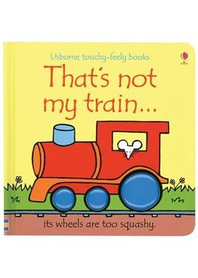 Usborne Usborne That's Not My Train