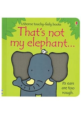 Usborne Usborne That's Not My Elephant