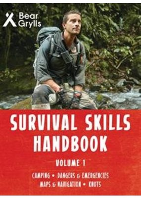 Usborne Usborne Bear Grylls Survival Skills Version 1