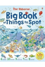 Usborne Usborne Big Book of Things to Spot