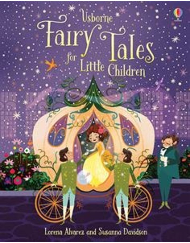 Usborne Usborne Fairy Tales for Little Children