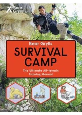 Usborne Usborne Bear Grylls Survival Camp