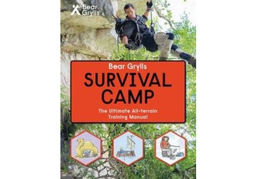 Usborne Usborne Bear Grylls Survival Camp