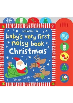 Usborne Usborne Noisy Book Christmas
